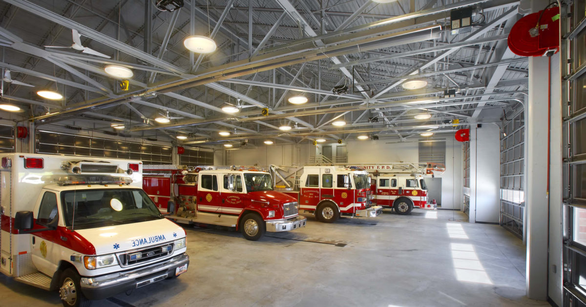 Madison Fire Station Aaic Inc