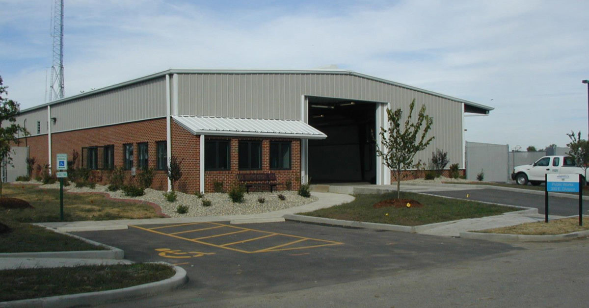 Maryville Public Works Facility Aaic Inc