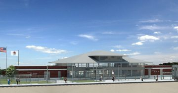 Alton Regional Multimodal Transportation Center Design