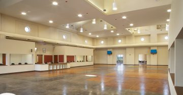 World Shooting and Recreation Complex Interior Event Center