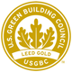 LEED Gold Rating Logo